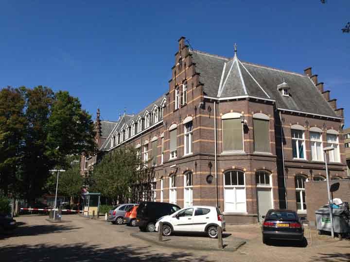 Kloostergebouw GZG